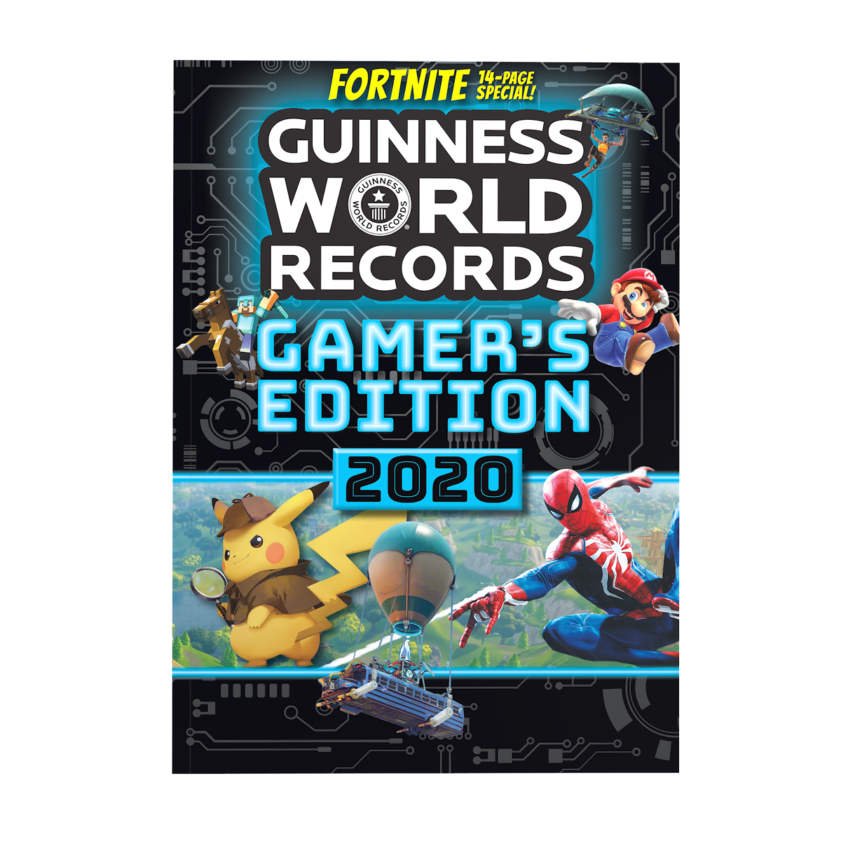 Guinness World Records 2020: Gamer\'s Edition