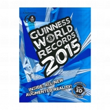 GUINNESS WORLD RECORDS 2015 EDITION