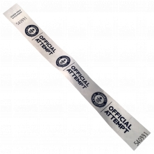 Wristbands - Pack of 100
