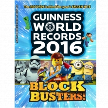 Guinness World Records 2016: Blockbusters!