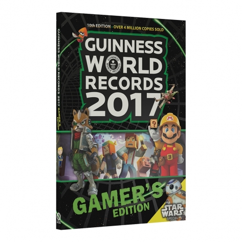 Guinness World Records 2017: Gamer Edition