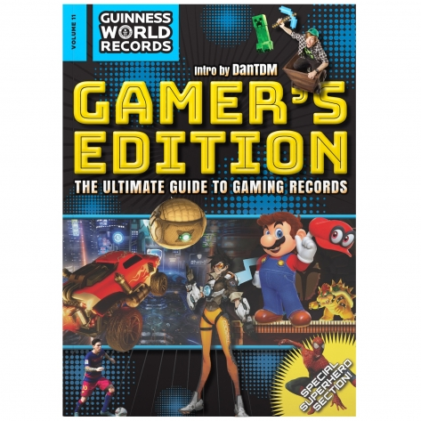 Guinness World Records 2018: Gamer's Edition